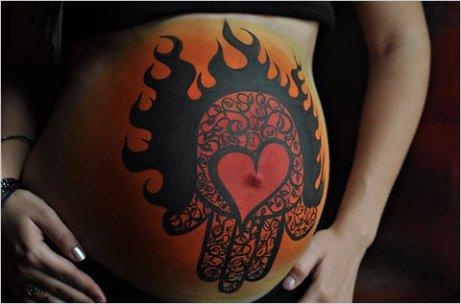 Belly Art