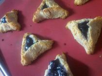 Baking Hamantaschen