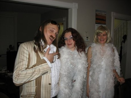 Jacob and Celeste Halloween 2009